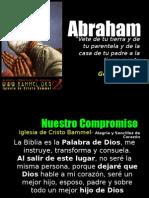 Abraham el padre en la fe