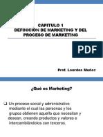 El Proceso de Marketing