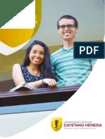 Prospecto Admisión Cayetano 2015