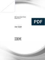 IBM Cognos Report Studio 10.2.1 User Guide