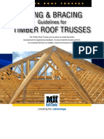 Fixing and Bracing Guidelines for Timber Roof Trusses 2015 - Issue 1