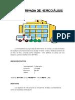 Clínica privada de hemodiálisis.docx