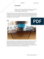 tech307 process diary