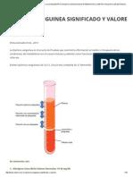 Quimica Sanguinea Significado y Valores 1era Partecentro Holistico de Estudios Integrativos _ Centro Holistico de Estudios Integrativos