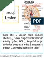 Fisiologi Kesadaran