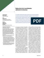 V27 -E1 Reducción de La Incertidumbre Adelante de La Barrena