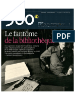 Borges Courrier International