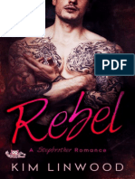 Rebel-A Stepbrother Romance Kim Linwood