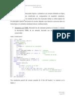 Reporte VHDL (Generis)