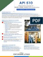 Brochure API 510 (150128)