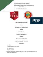 Alu Informe Final