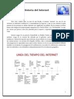 Tarea Isaac Historia Del Internet