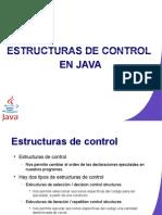Estructuras Control