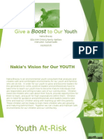 give a boost to our youth