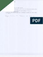 Cálculo II - P1 - Q4B - 2006