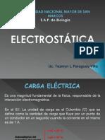 Semana 01 Electrostatica