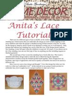 Anitas Lace Tutorial