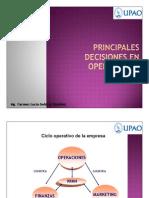 Ciclo Operativo de La Empresa