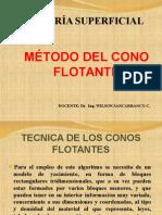 Metodo de Cono Flotante
