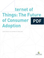 The Future of Consumer Market Belongs to the Internet of Things