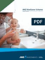 ANZ KiwiSaver Scheme AR 2015 Web