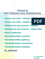 Vitamins Lecture 1 for 1st year MBBS by Dr Sadia Haroon