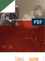 Holocaust survivors memoirs
