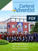 Curierul Adventist 5 - 2015