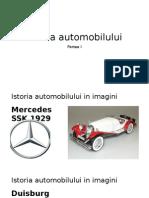 Istoria automobilului