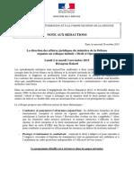 Droit Et Opex (Colloque)