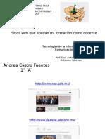 Sitios Web Para Mi Formacion Como Docente