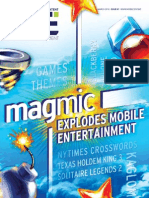 Mobile Entertainment Issue 61 - March 2010