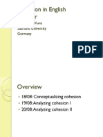 Cohesion . PPT
