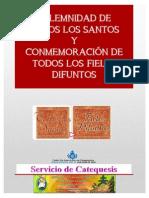 Todos Los Santos y Fieles Difuntos 2015