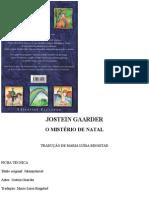 O Mistério de Natal - Jostein Gaarder.pdf