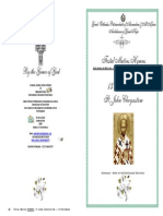 2015 -13 Nov -St John Chrysostom - Festal Hymns