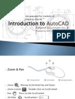 CAD Lec 4