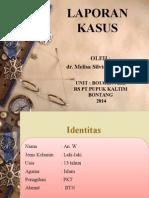 Laporan Kasus.ppt
