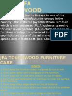 JFA TouchWood - Chennai Furniture Showrooms