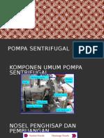 Pompa Sentrifugal