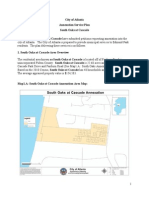 South Oaks Service Delivery Plan