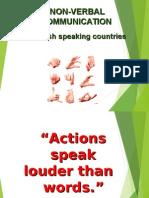 Мова жестів