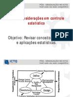 Apostila - Controle Estatístico