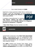 La storia della Associated Press