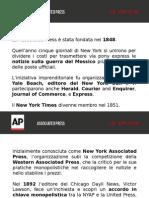 La storia della Associated Press