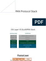 6LoWPAN Protocol Stack Brief Ppt