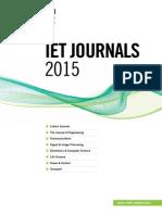 IET Journals 2015 v2