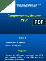 2003 III Tema 2 PPR Partes de La PPR y Retenedores