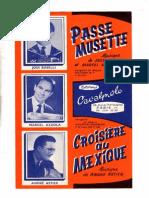 André Astier - Croisière Au Mexique (Valse)