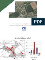 East Linton 2025 Local Survey Summary